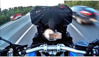 Вибрации руля мотоцикла или как бороться с воблингом?
