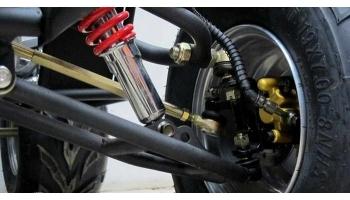 Как самостоятельно прокачать тормоза на квадроцикле?