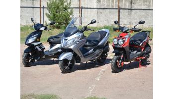Не заводится 150-кубовый скутер: причины и устранение неполадок