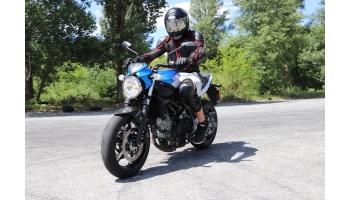 Права на мотоцикл: категория, получение, штрафы