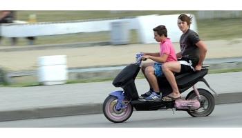 Штраф за езду без шлема на мотоцикле в Украине