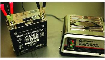 Зарядка аккумулятора квадроциклов: особенности процедуры