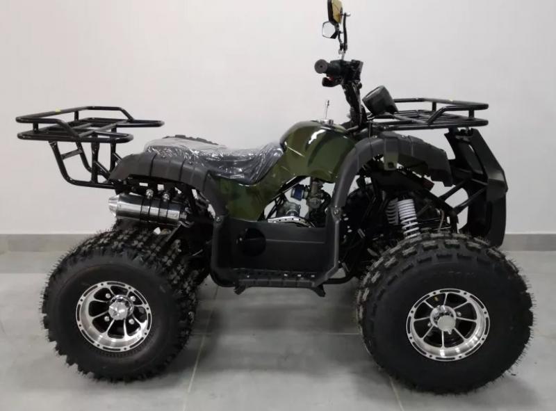 Детский / подростковый квадроцикл  Comman ATV XTN-125 камо
