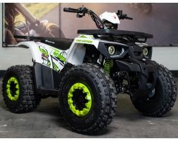 Квадроцикл Forte Hunter 125 (Зеленый)