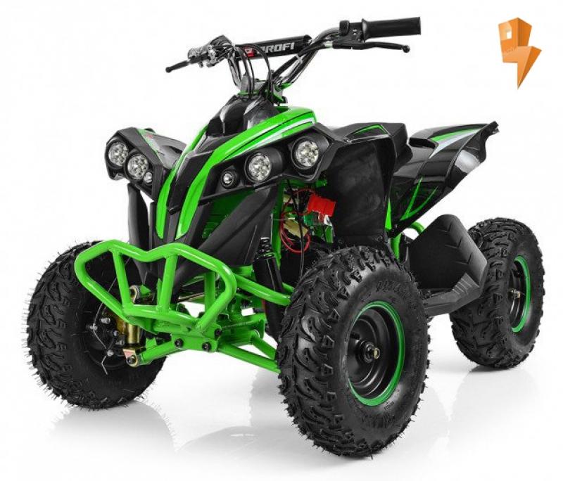 PROFI HB-EATV1000Q-5 (Черно-зеленый)