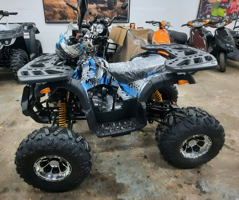 Hummer ATV 125 Синий