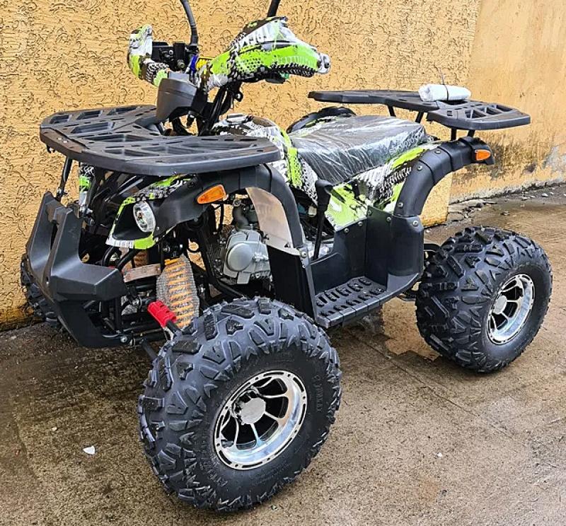 Hummer ATV 125 зеленый