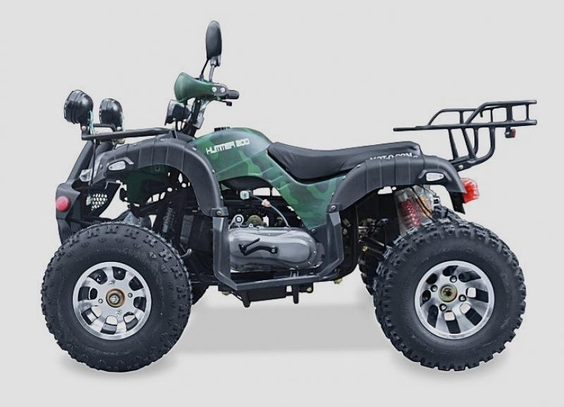 Hummer Lux 200 (Карданный привод)