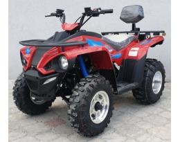 Квадроцикл Linhai z180 красный