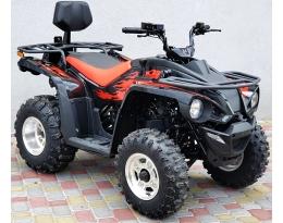 Квадроцикл Linhai z180 черный