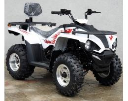 Квадроцикл Linhai z180 белый