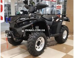 Linhai Yamaha LH300-3D 4х4 (черный)