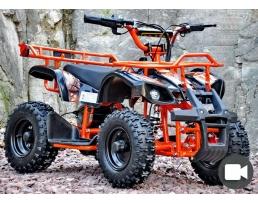 Детский электроквадроцикл Viper-Crosser EATV 90505 оранж