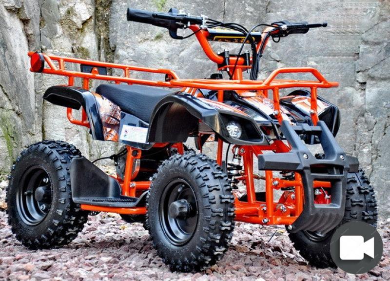 Электроквадроцикл Viper-Crosser EATV 90505 оранж