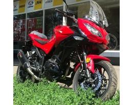 Мотоцикл KV HT250-3