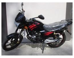 Мотоцикл VIPER V150A (Черный)