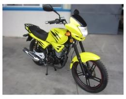 Мотоцикл VIPER V150A (Желтый)
