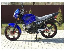 Мотоцикл VIPER V200A (Синий)