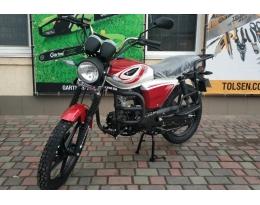 Мотоцикл FORTE ALFA FT125-K9A (Красный)
