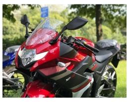 Мотоцикл KV HT250 SPORT (Красный)