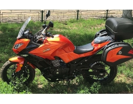 Мотоцикл KV HT350-3