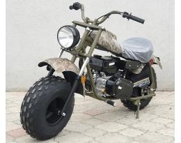 Мотоцикл Mini Bike Linhai MB200 Камуфляж-пустынный