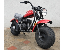 Мотоцикл Mini Bike Linhai MB200 (Красный)
