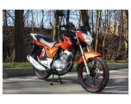 Мотоцикл QINGQI VOIN 200