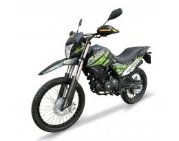 Мотоцикл SHINERAY XY250-6С CROSS SPECIAL EDITION (Зеленый)