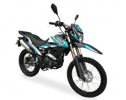 Мотоцикл SHINERAY XY250-6С CROSS SPECIAL EDITION (Бирюзовый)