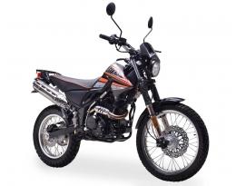 Мотоцикл SHINERAY TRICKER 250 (Оранжевый)
