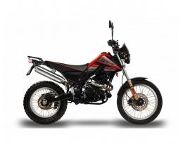 Мотоцикл SHINERAY TRICKER 250 (Красный)