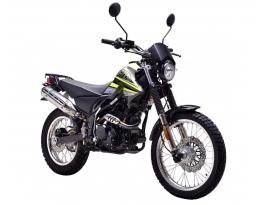Мотоцикл SHINERAY TRICKER 250 (Желтый)