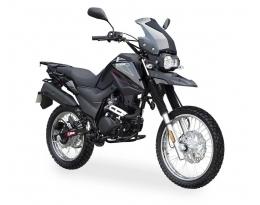 Мотоцикл SHINERAY X-TRAIL 200 (Черный)