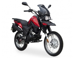 Мотоцикл SHINERAY X-TRAIL 200 (Красный)