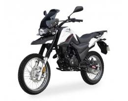 Мотоцикл SHINERAY X-TRAIL 200 (Белый)