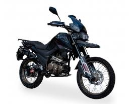 Мотоцикл SHINERAY X-TRAIL 250 TROPHY (Черный)
