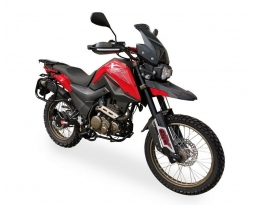 Мотоцикл SHINERAY X-TRAIL 250 TROPHY (Красный)