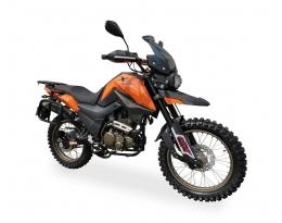 Мотоцикл SHINERAY X-TRAIL 250 (Оранжевый)