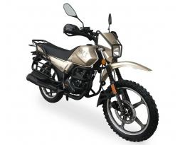 Мотоцикл SHINERAY XY 150 FORESTER (Бежевый)