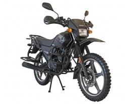 Мотоцикл SHINERAY XY 150 FORESTER (Черный)