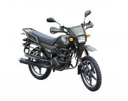 Мотоцикл SHINERAY XY 150 FORESTER (Зеленый)