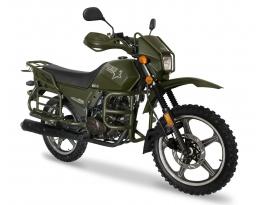 Мотоцикл SHINERAY XY 200 INTRUDER (Зеленый)