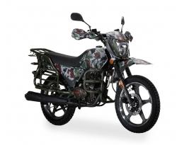 Мотоцикл SHINERAY XY 200 INTRUDER (Камуфляж хаки)