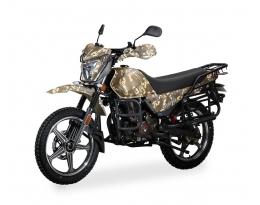 Мотоцикл SHINERAY XY 200 INTRUDER (Камуфляж пустынный)