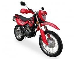 Мотоцикл SHINERAY XY200GY-11B LIGHT ENDURO (Красный)