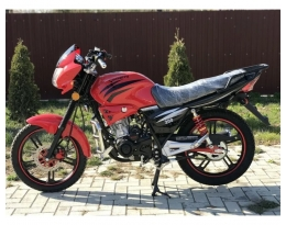 Мотоцикл VIPER V200A (Красный)