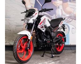 Мотоцикл VIPER ZS200A-3 (Белый)