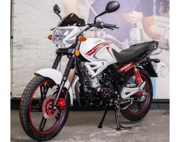 Мотоцикл VIPER ZS200A (Белый)