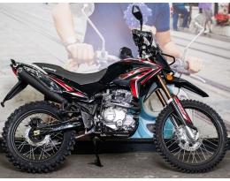 Мотоцикл VIPER V250L New Черный